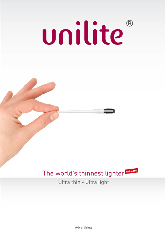 UNILITE Advertising catalog | Unilite promotivni proizvodi