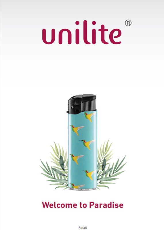 UNILITE Retail catalog | Sales and wholesale of lighters