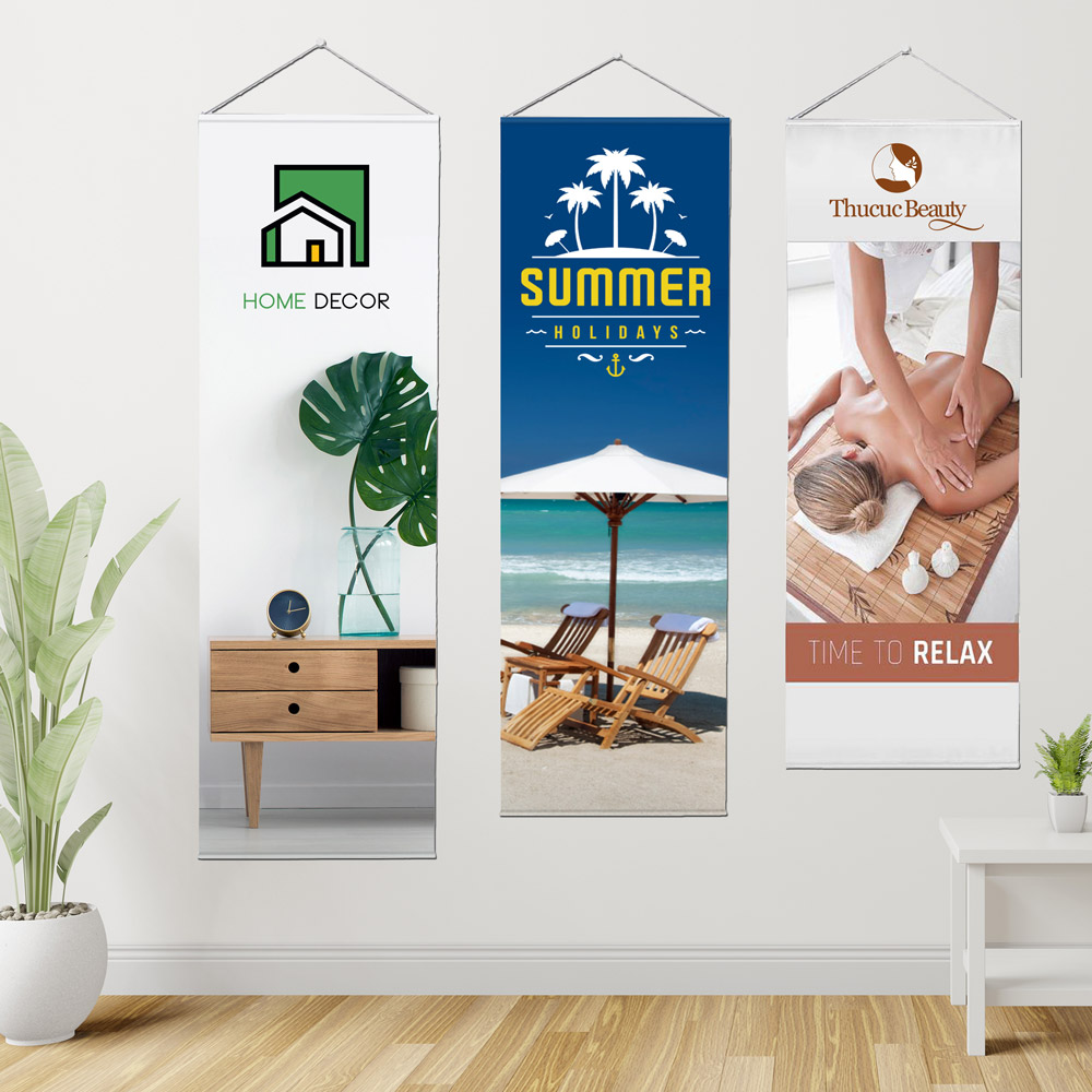 Wall promo banner - Wall promo banner