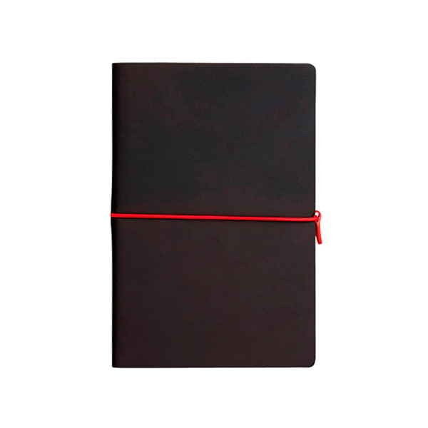 Notebook PORTOFINO BLACK A5 - Notebook PORTOFINO BLACK A5