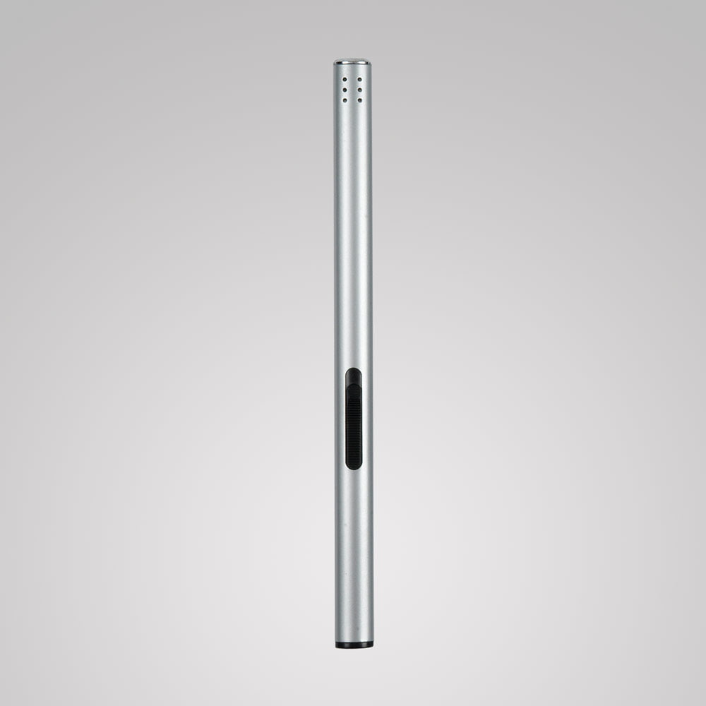 Lighter TOM BB-222 aluminum - Metal utility lighter. Unibody high-tech design.