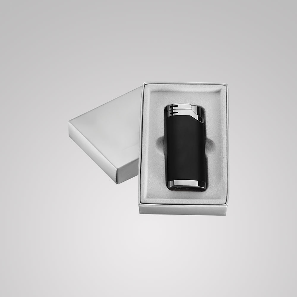 Lighter Unilite Bilbao - Metall lighter