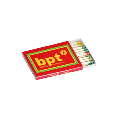 Matchbox 9615 - Advertising matches