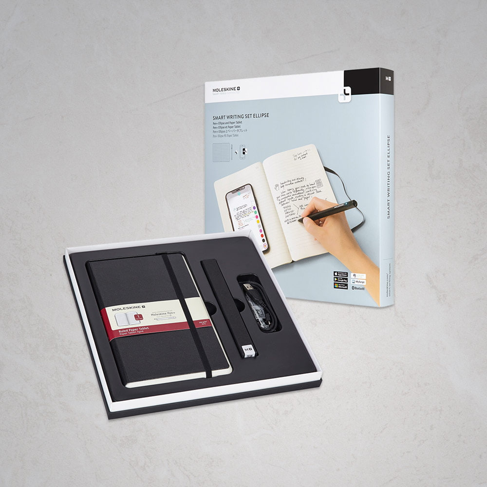 MOLESKINE Smart Writing Set Ellipse - MOLESKINE Smart Writing Set Ellipse