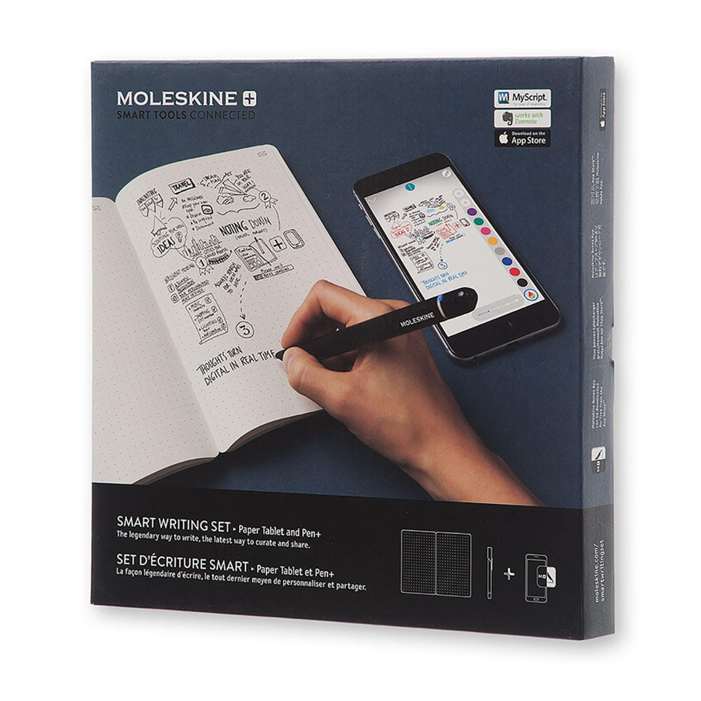 Moleskine VM010-03 - Moleskine Smart Writing Set