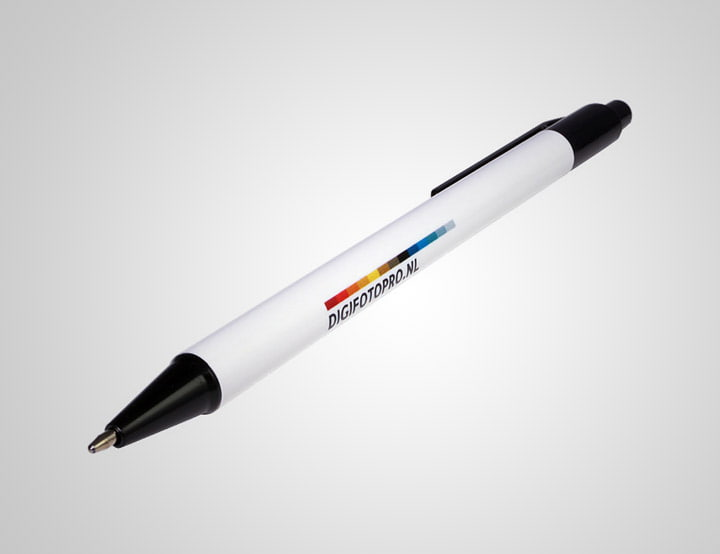 Pen Budget - The lowest priced full color printed pen in the market