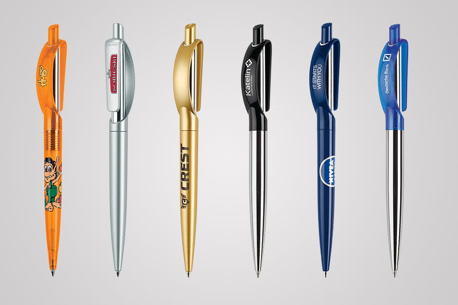 Pen Doppio - Classic Collection Retractable ballpen