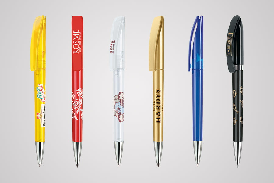 Pen Evo - Twist action ballpen