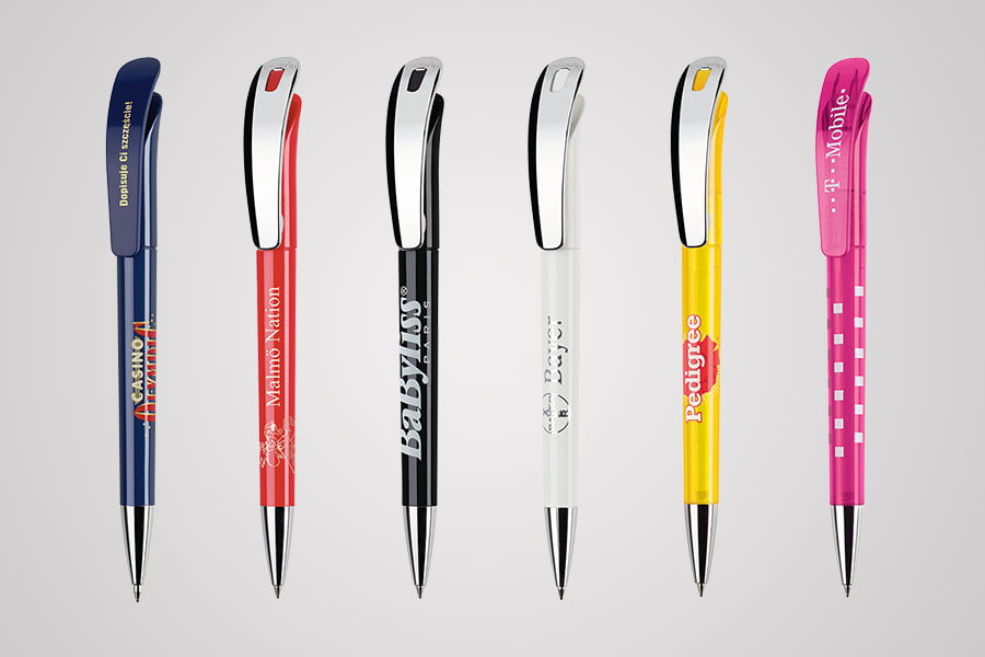 Pen Focus - Classic Collection Retractable ballpen