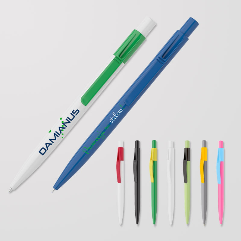 Ballpoint pen NOVA with your color combination - Ballpoint pen NOVA with your color combination