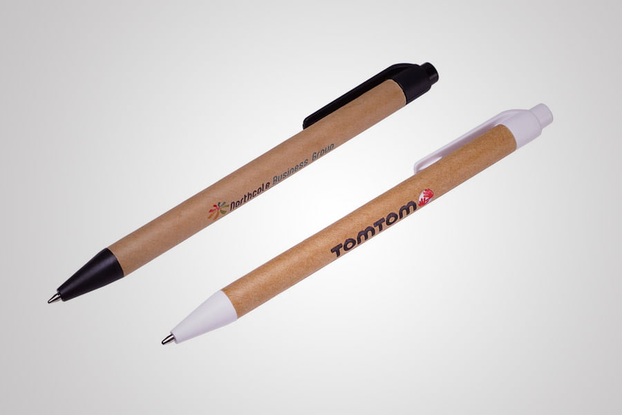 Pen Eco - Low priced pens made of recycled materials
