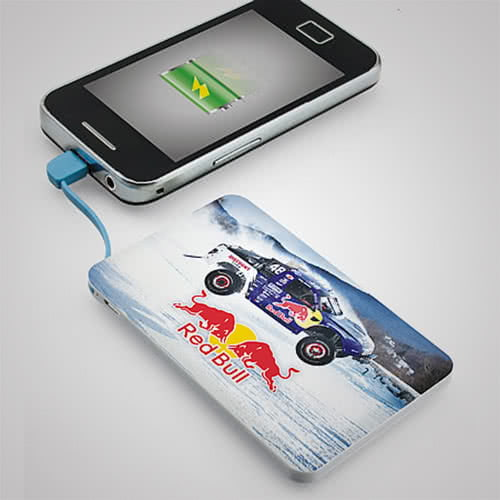 Power Bank Rome - Personalized power bank for on the go