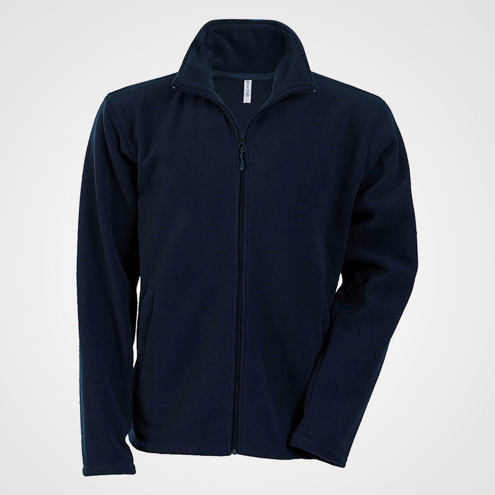 Falco polar fleece jacket with anti-pill finish - 100% polyester, polar fleece jacket with anti-pill finish