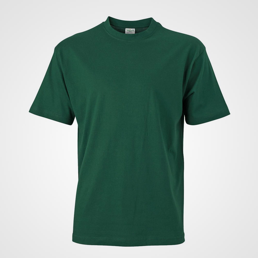 Keya 180 T-Shirt ringspun cotton - T-shirt round neck made of high-quality ringspun cotton