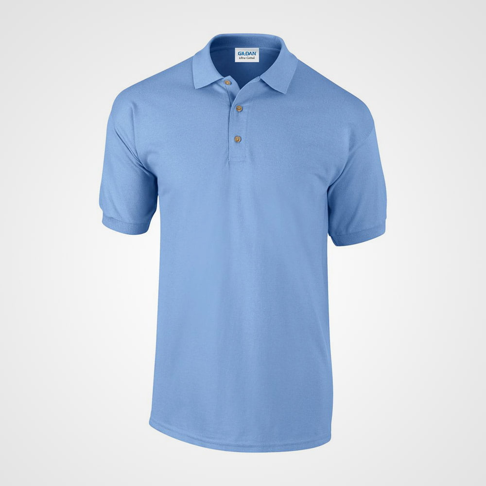 Ultra Cotton pique polo shirt - Ultra Cotton pique polo shirt