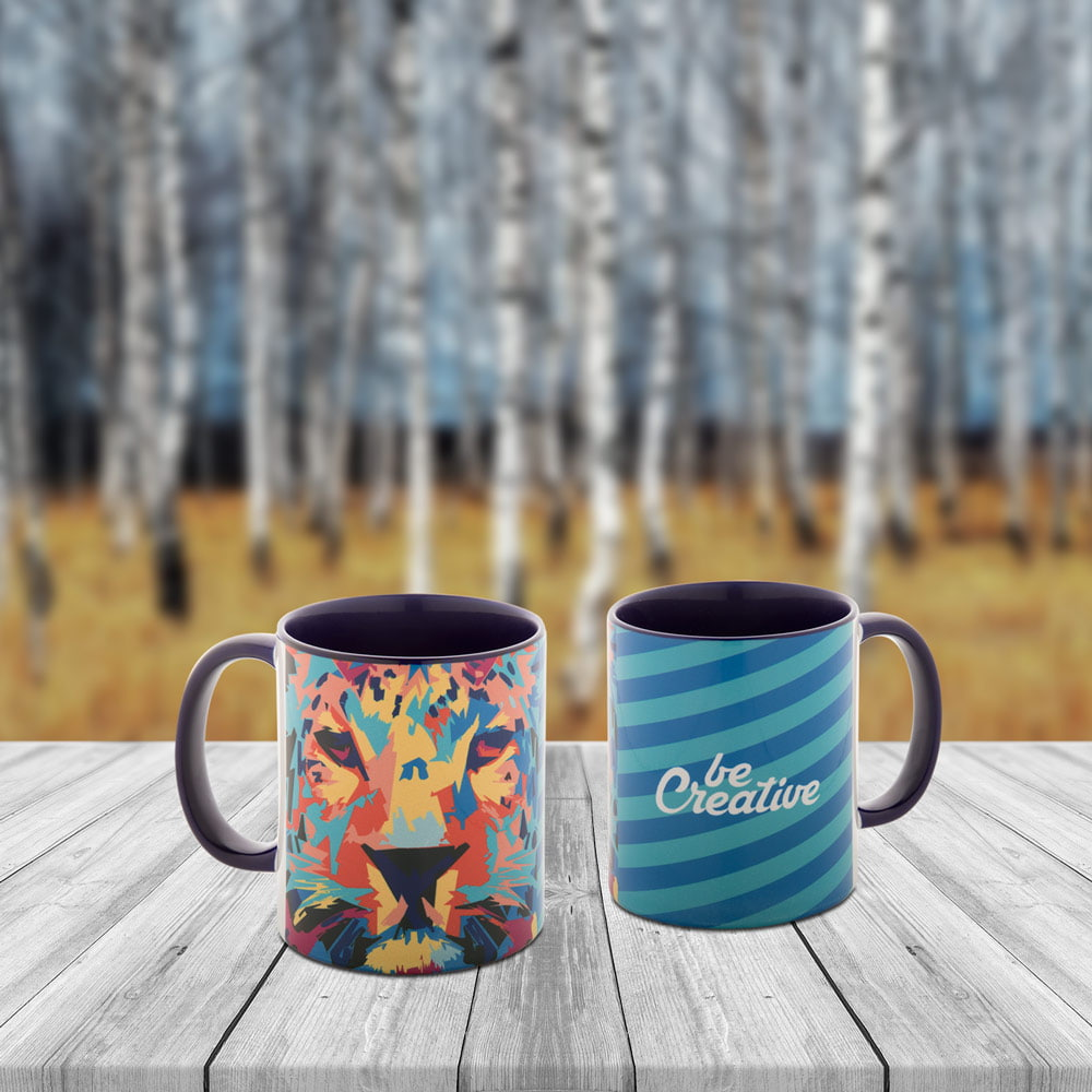 Harnet advertising sublimation mug - Harnet advertising sublimation mug
